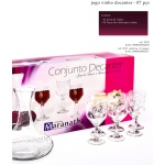 conjunto decanter